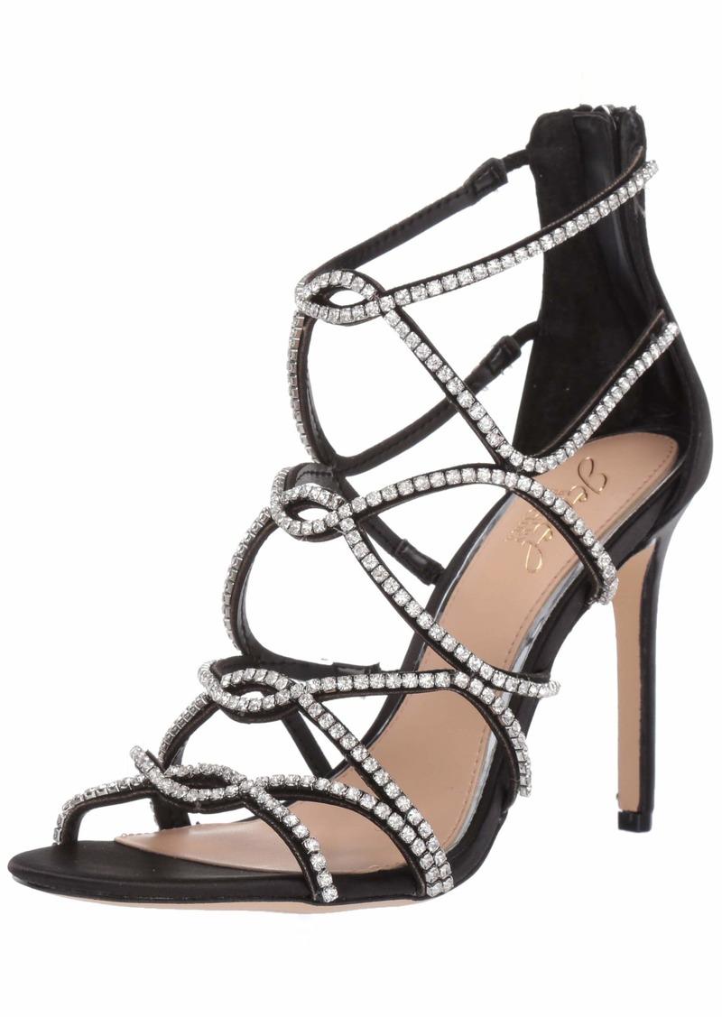 Badgley Mischka Jewel Women's Delancey Heeled Sandal