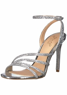 Badgley Mischka Jewel Women's Desiree Heeled Sandal   M US