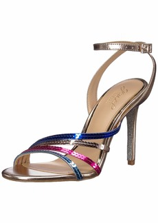 Badgley Mischka Jewel Women's DEVONEE Heeled Sandal   M US