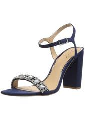 Jewel Badgley Mischka Women's Hendricks Sandal   Medium US