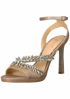 Badgley Mischka Jewel Women's Kaira Heeled Sandal   M US