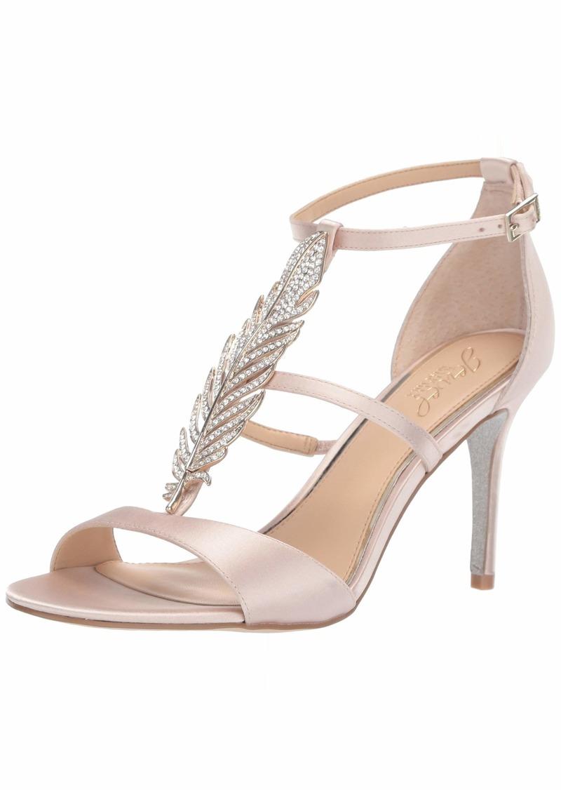 Badgley Mischka Jewel Women's Kalama Heeled Sandal   M US