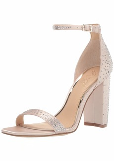 Badgley Mischka Jewel Women's Karah Heeled Sandal   M US