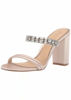 Badgley Mischka Jewel Women's Katherine Heeled Sandal   M US