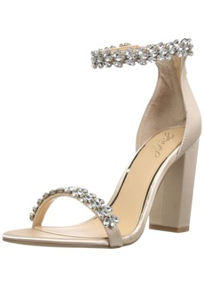 Badgley Mischka Jewel Women's Mayra Heeled Sandal   M US