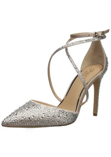 Badgley Mischka Jewel Women's Tanya Pump   Medium US