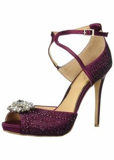 Badgley Mischka Jewel Women's Zaina Heeled Sandal   M US