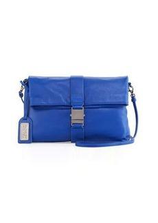 Badgley Mischka Jeyne Leather Crossbody Bag