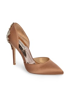 Badgley Mischka Karma Embellished Pump (Women)