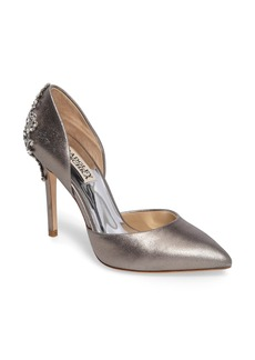 Badgley Mischka Karma II Embellished Pump (Women)