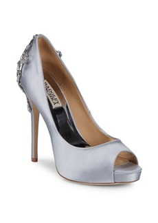 Badgley Mischka Karolina Pumps