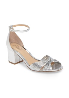 Badgley Mischka Lacey Ankle Strap Pump (Women)