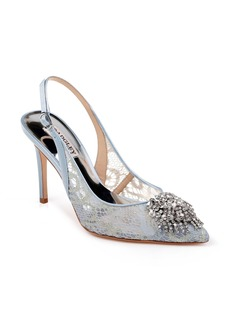 Badgley Mischka Laken Slingback Pump (Women)