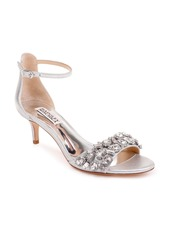 Badgley Mischka Lara Crystal Embellished Sandal (Women)
