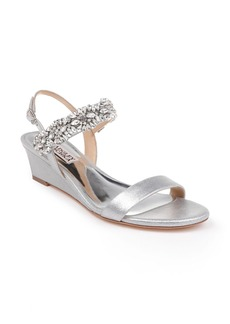 Badgley Mischka Larisa Wedge Sandal (Women)