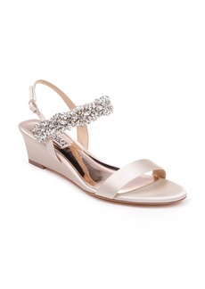 Badgley Mischka Larisa Wedge Sandal (Women)