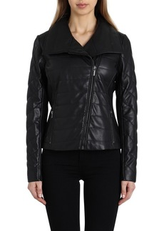 Badgley Mischka  Leather Jacket