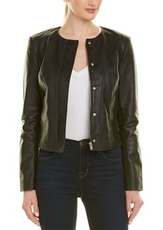 Badgley Mischka Leather Jacket