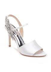 Badgley Mischka Lidia Embellished Sandal (Women)