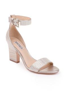 Badgley Mischka Loreen Block Heel Sandal (Women)