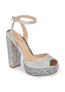 Badgley Mischka Luke Platform Sandal (Women)