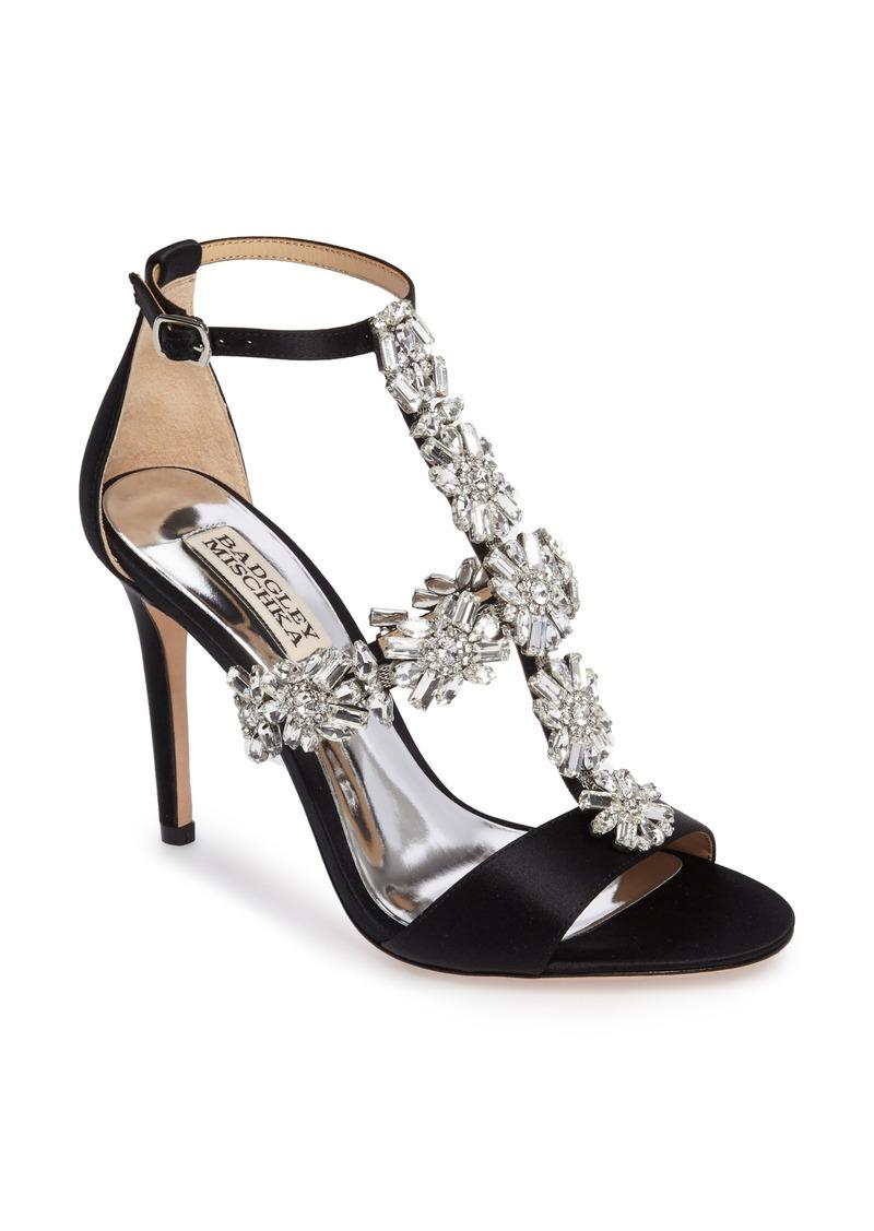 fbae1453af2 Badgley Mischka Badgley Mischka Munroe Embellished Sandal (Women ...