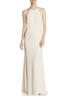Odessa Halter Gown