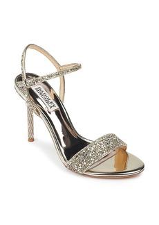 Badgley Mischka Collection Olympia Embellished Sandal (Women)