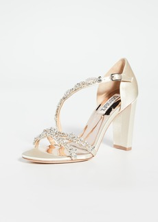 Badgley Mischka Omega Strappy Sandals
