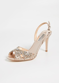 Badgley Mischka Paula Slingback Sandals