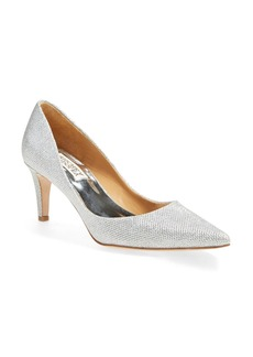 Badgley Mischka 'Poise' Pointy Toe Pump (Women)