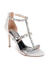 Badgley Mischka Querida Embellished Sandal (Women)