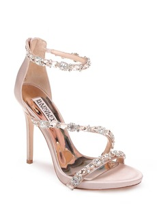 Badgley Mischka Quest Strappy Sandal (Women)