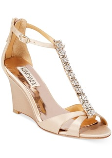 Badgley Mischka Romance Evening Sandals Women's Shoes