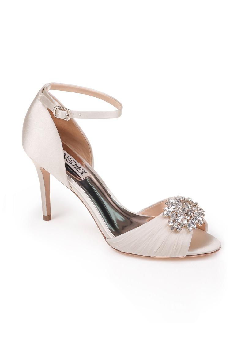 d4577a971d Badgley Mischka Badgley Mischka Sabrina Ankle Strap Sandal (Women ...