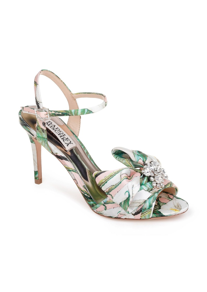 Badgley Mischka Samantha Strappy Sandal (Women)