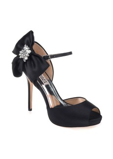 Badgley Mischka Samra Bow Pump (Women)