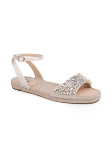 Badgley Mischka Satine Espadrille Sandal (Women)