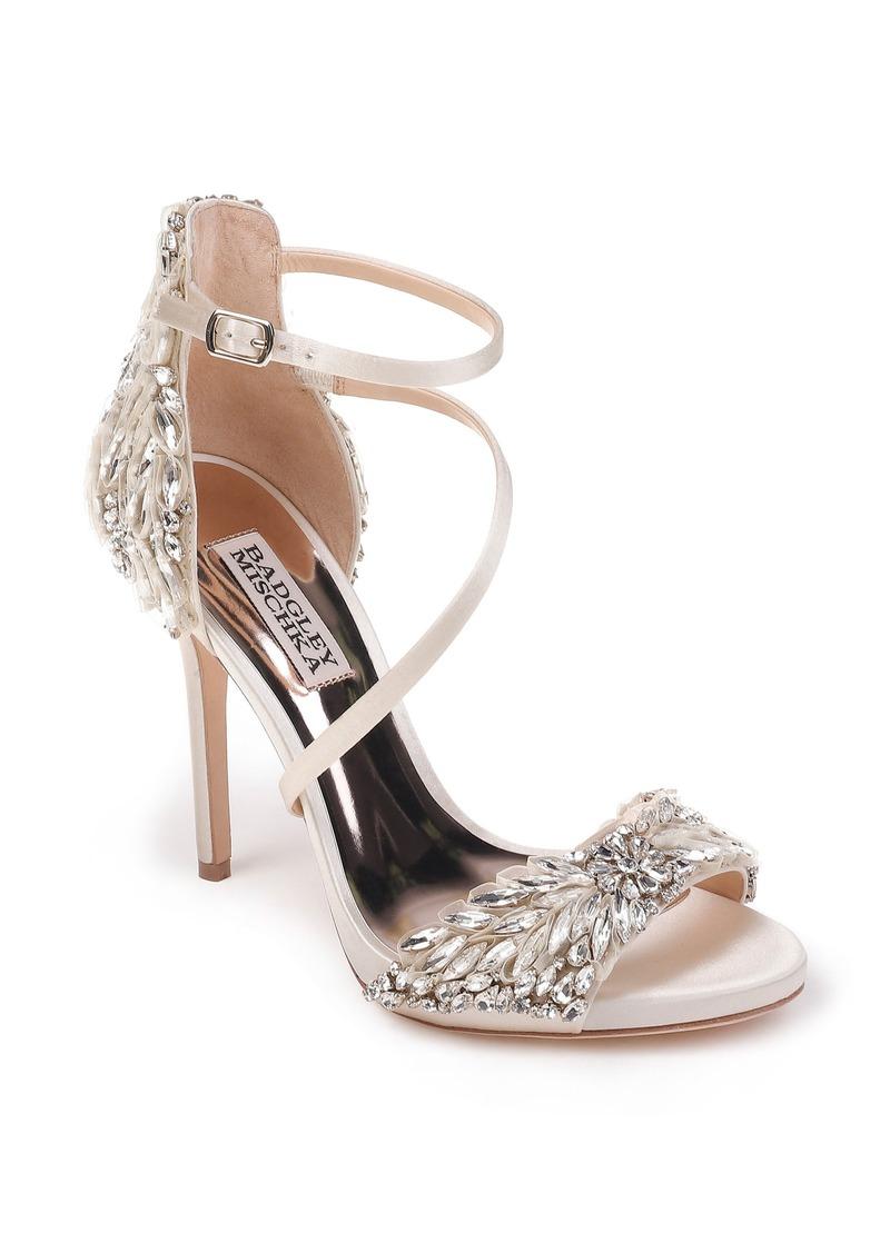Badgley Mischka Selena Strappy Sandal (Women)