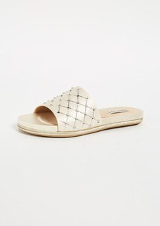 Badgley Mischka Shayna Slides