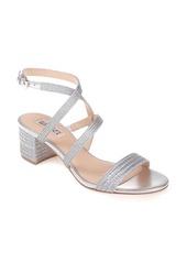 Badgley Mischka Storm Block Heel Sandal (Women)