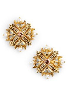 Badgley Mischka Stud Earrings