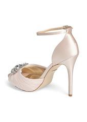 Badgley Mischka Tad Ankle Strap Pump (Women)