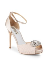 Badgley Mischka Tad Embellished Stiletto Sandals