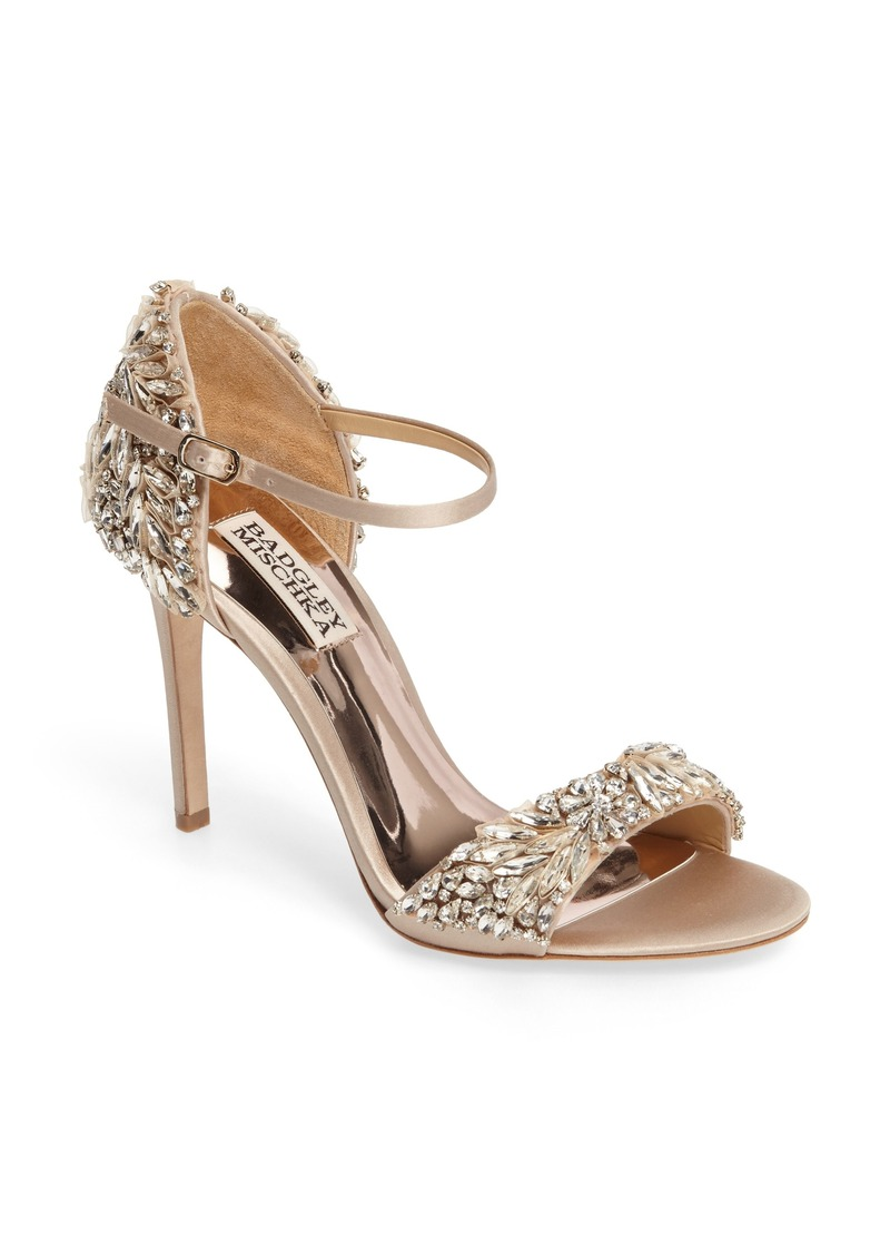 Badgley Mischka Tampa Ankle Strap Sandal (Women)