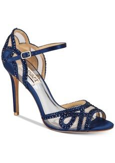 Badgley Mischka Tansey Evening Pumps Women's Shoes