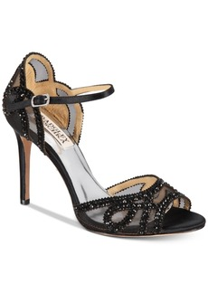 Badgley Mischka Tansey Evening Pumps Women's Shoes
