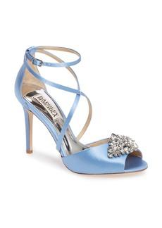 Badgley Mischka Tatum Embellished Strappy Sandal (Women)