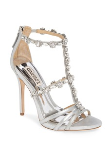 Badgley Mischka Thelma Crystal Sandal (Women)