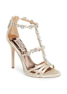 Badgley Mischka Thelma Crystal Sandal (Women)